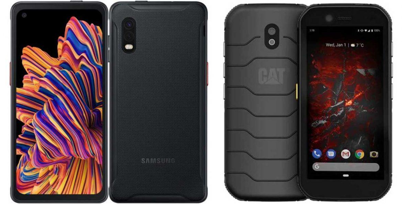 samsung galaxy xcover pro e cat s32