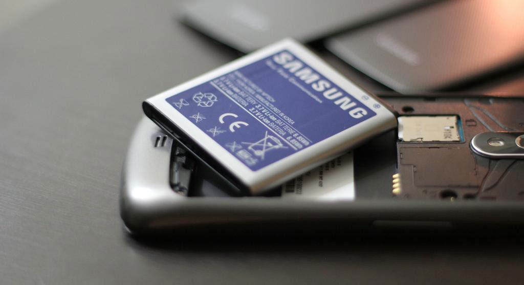 smartphone batteria rimovibile