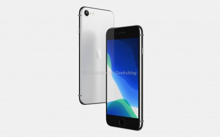 iphone 9 presunto render