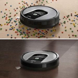 irobot roomba 960 aspirapolvere smart