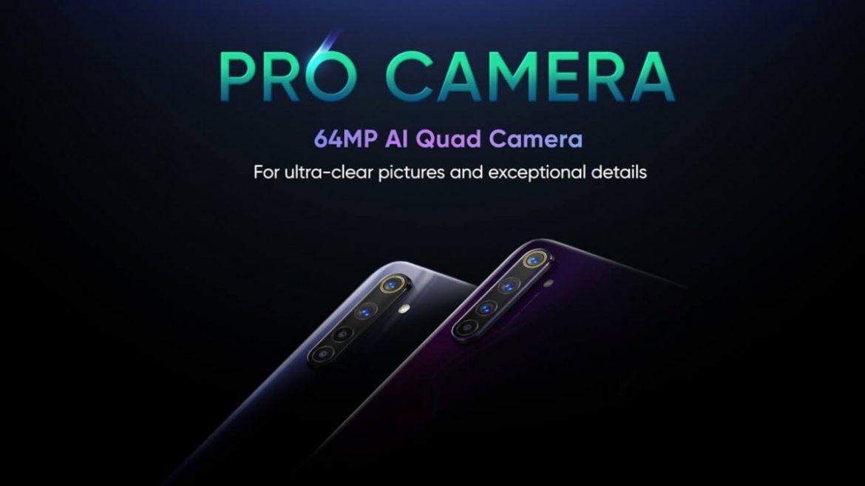 realme 6 fotocamera
