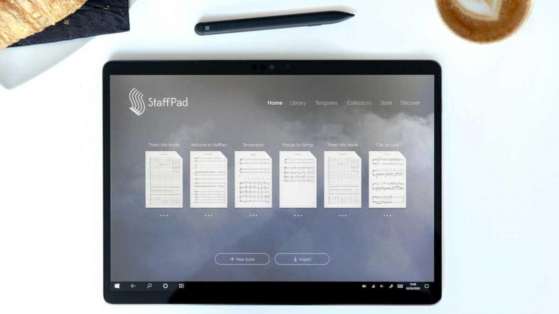 staffpad app ipad