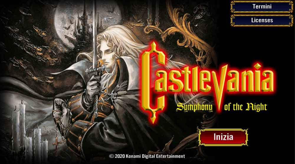 castlevania simphony of the night