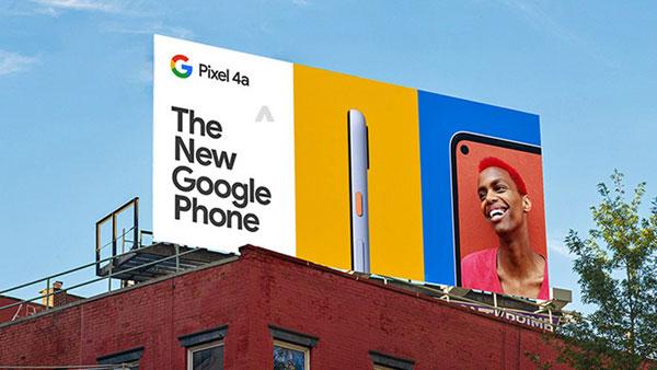 pixel 4a immagini