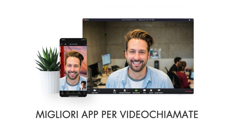 app per videochiamate