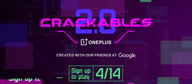 crackables 2.0 oneplus