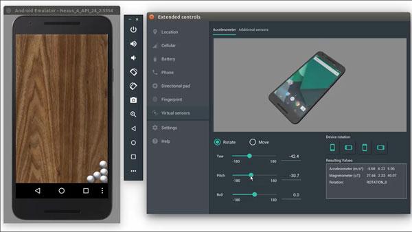 Emulatore Android Studio