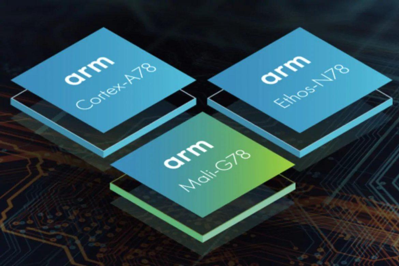 arm processori