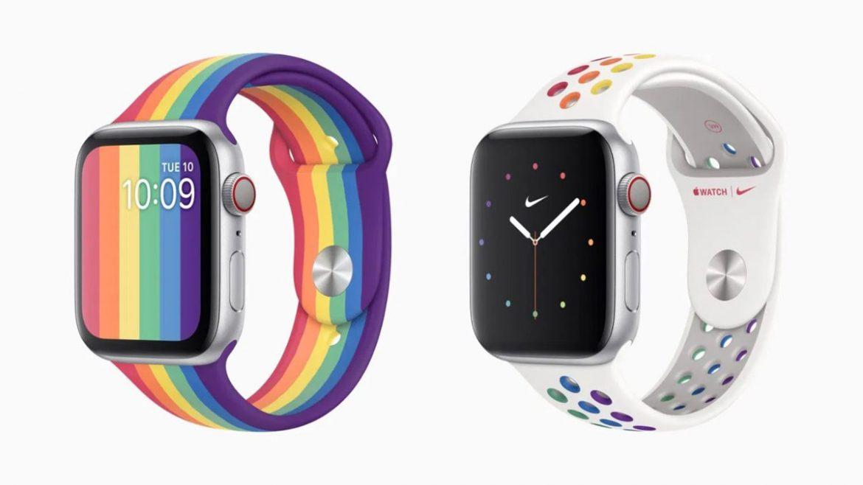 cinturini apple watch pride 2020