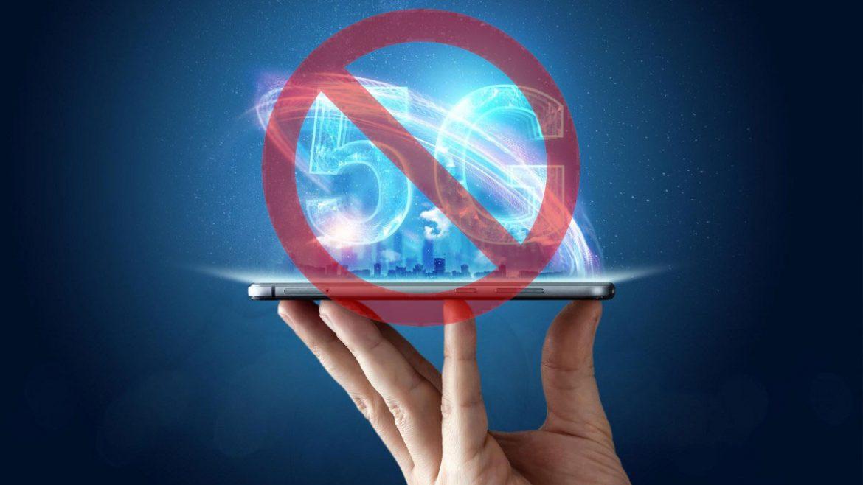 disattivare il 5g smartphone
