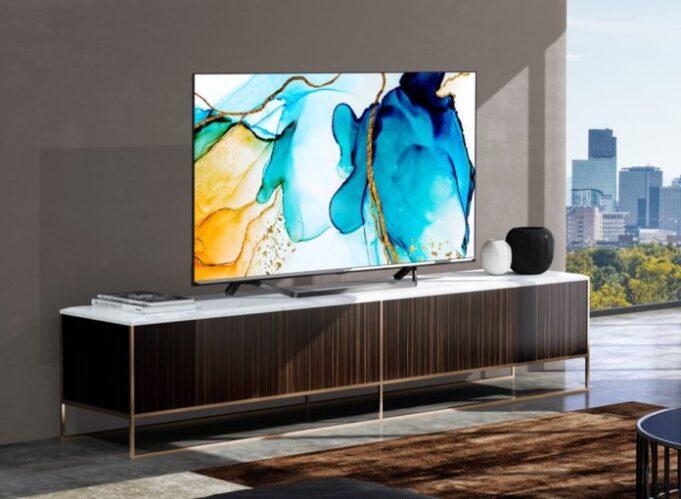 hisense smart tv uled