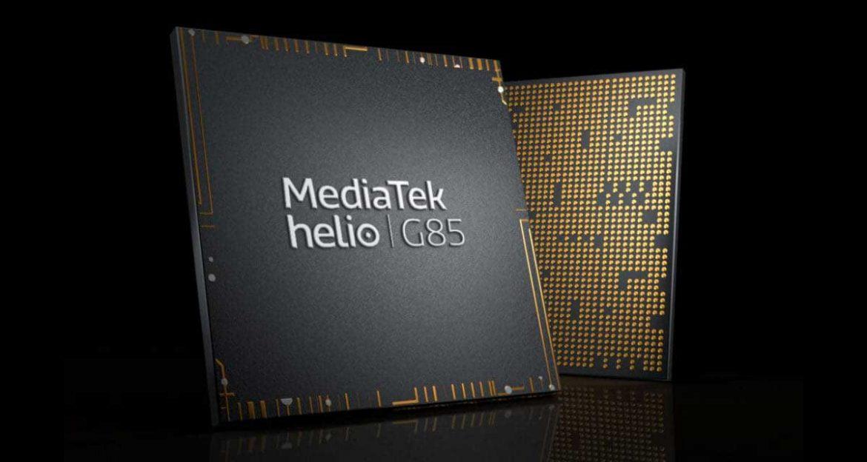 mediatek helio g85