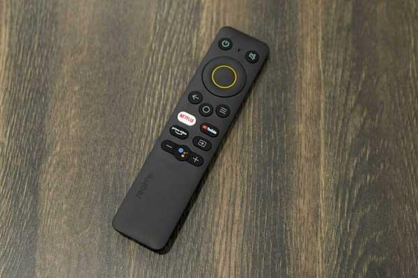 realme tv telecomando