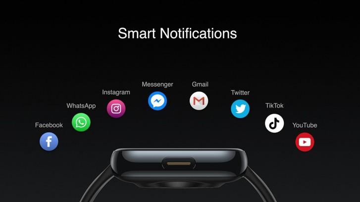 realme watch notifiche smart