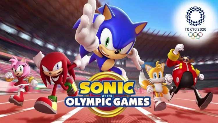 sonic ai giochi olimpici 2020