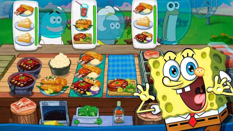 spongebob: sfida al krusty