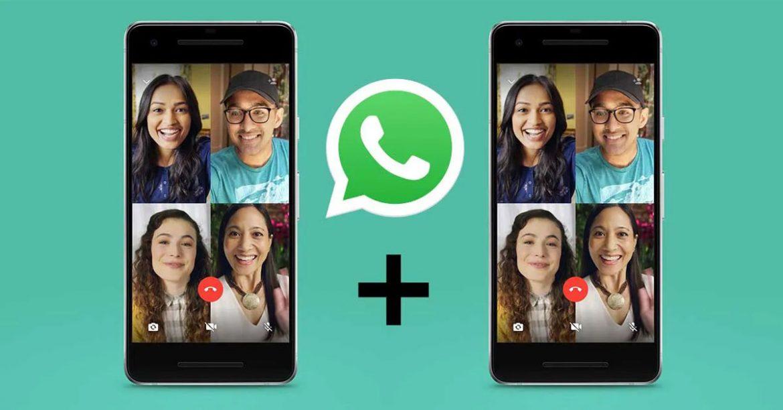 videochiamate whatsapp