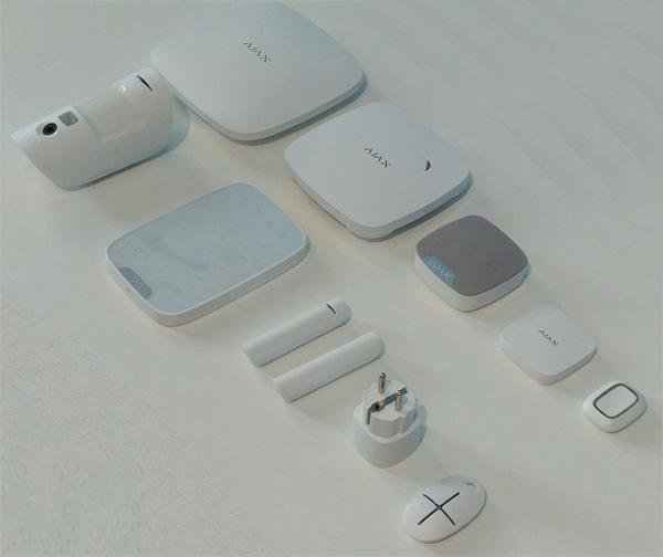 kit antifurto smart ajax systems