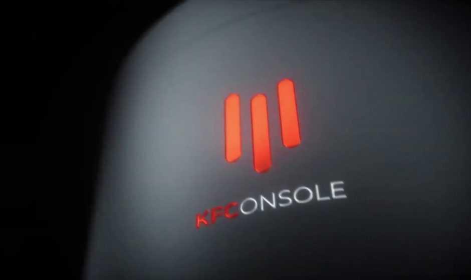 kfconsole kfc gaming console