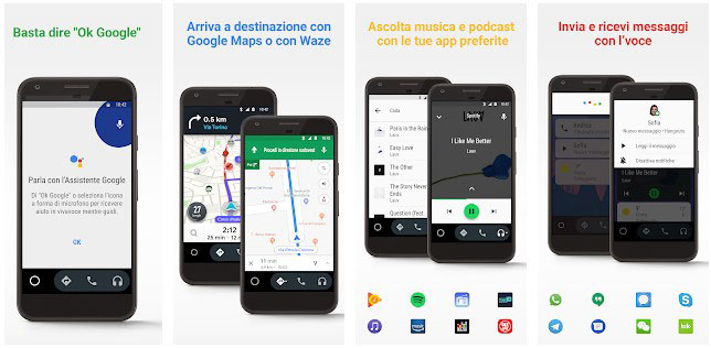 app android auto