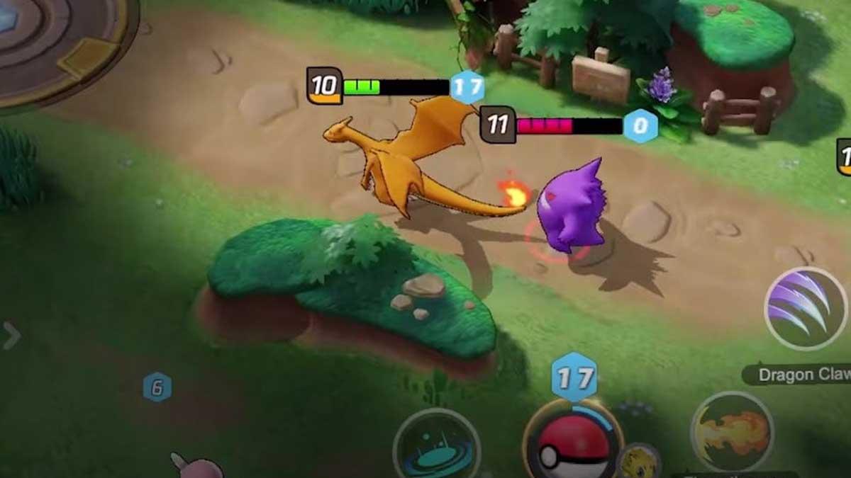Pokemon Unite arriva su Android e iOS in modalità free-to-play
