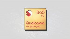 smartphone con snapdragon 865