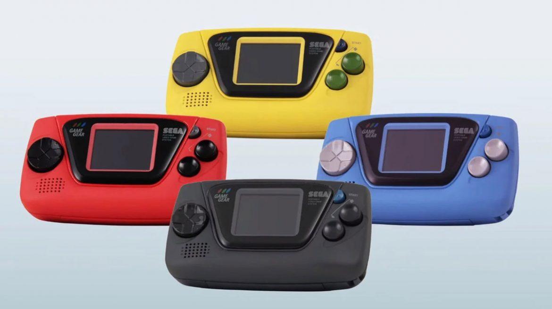 sega game gear micro 2020