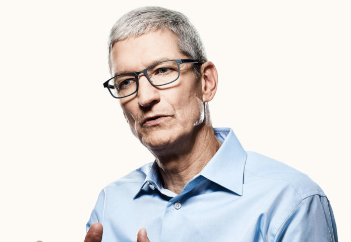 tim cook george floyd