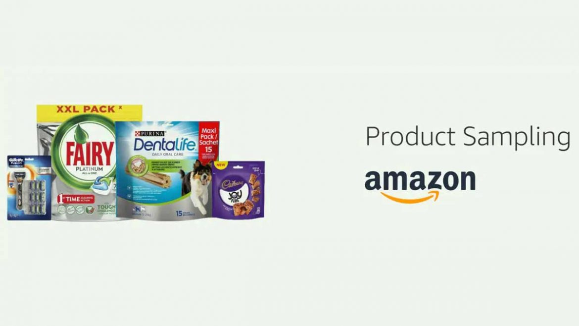 amazon product sampling italia