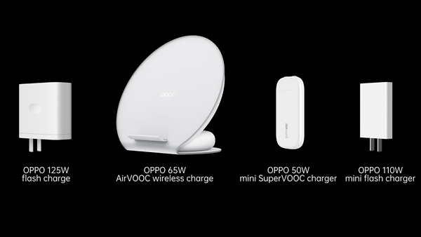 caricabatterie oppo 125w e airvooc 65w
