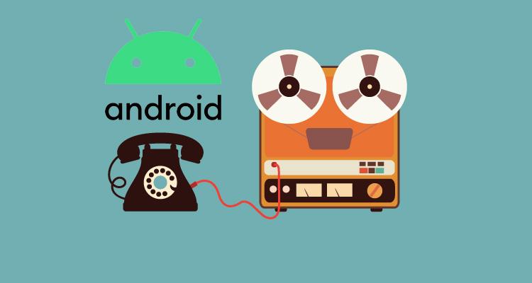 registrare chiamate android 10