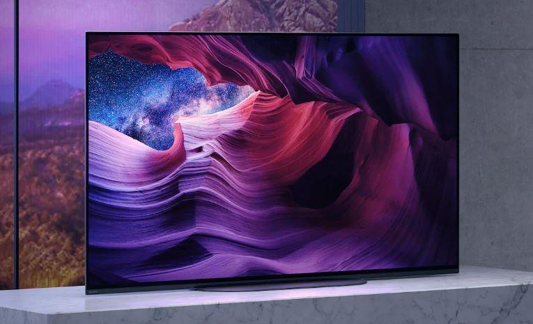 sony A9 smart TV