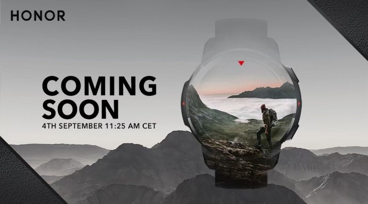 honor ifa 2020 watch gs pro