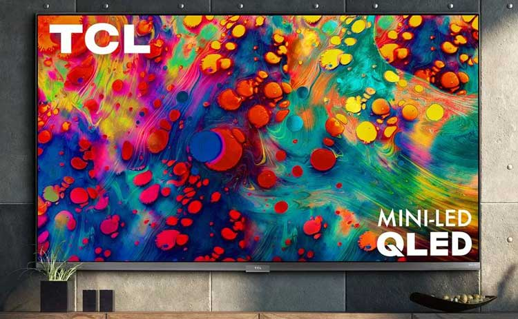 tv tcl mini-led qled