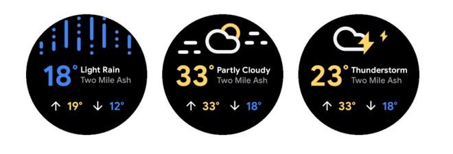 wear os app meteo