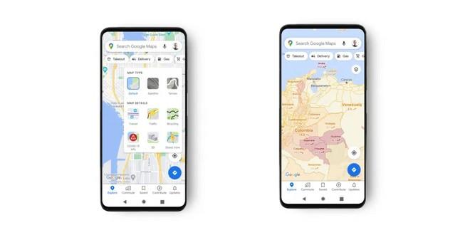 google maps covid focolai rosso