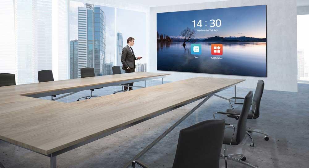 lg led screen all in one