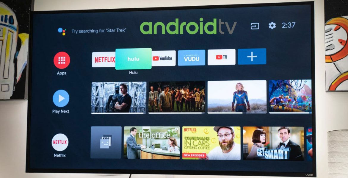migliori smart tv android tv
