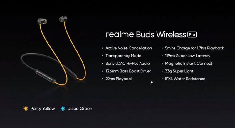 buds wireless pro