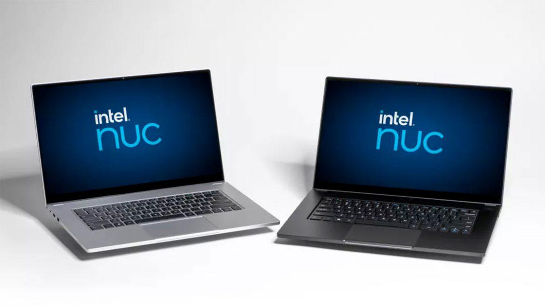 intel nuc notebook