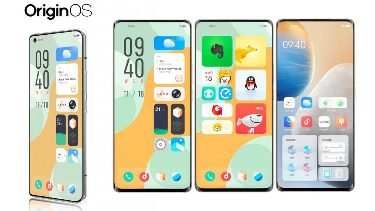 Vivo aggiorna altri 6 smartphone a OriginOS beta: la lista