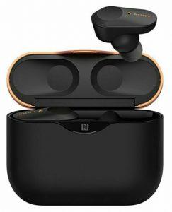 sony wf-1000xm3 cuffie true wireless professionali