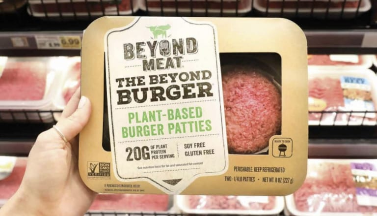 beyond meat carne non carne
