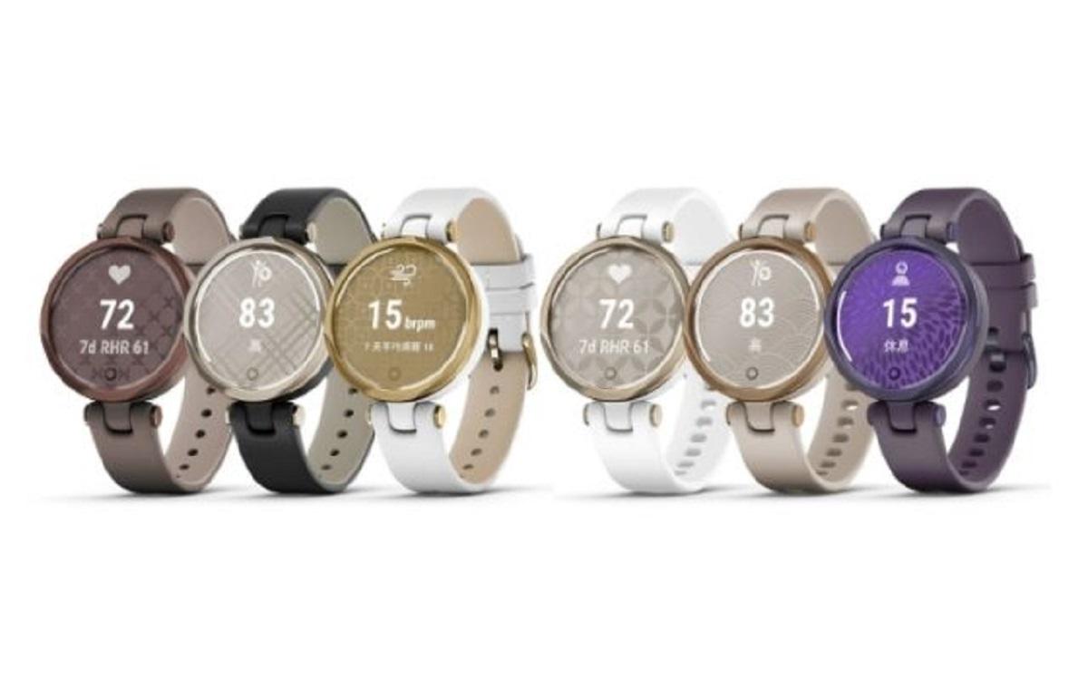 Garmin Lily ufficiale: è il primo vero smartwatch per donne