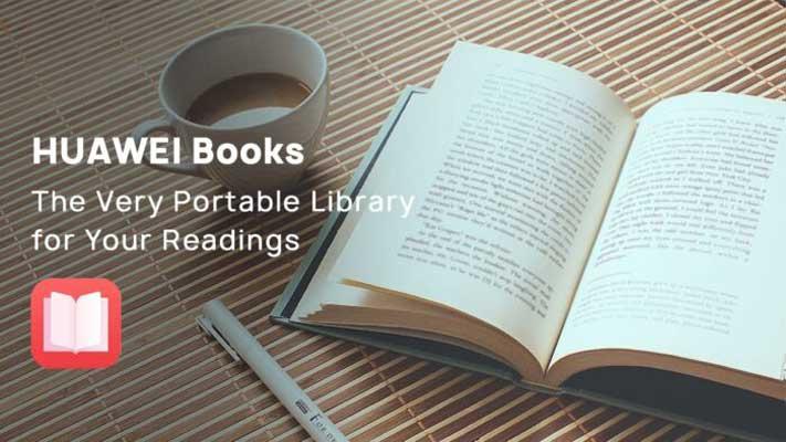 Huawei Books arriva in Italia: la libreria di Huawei ha più di 20.000 ebook