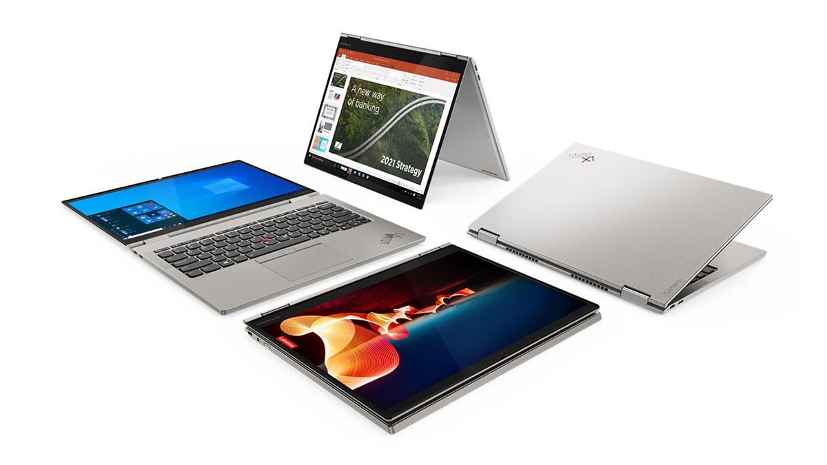 Lenovo svela a CES 2021 nuovi ThinkPad e Legion per produttivi e gaming