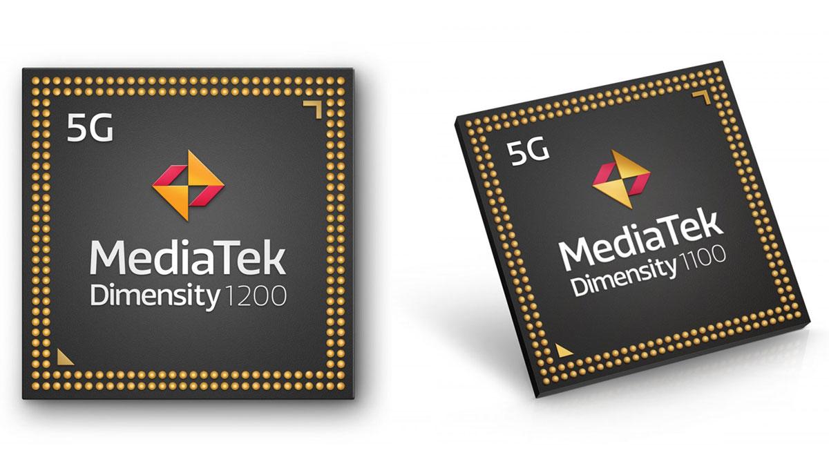 MediaTek scommette sui top di gamma: Dimensity 1200 e 1100 ufficiali