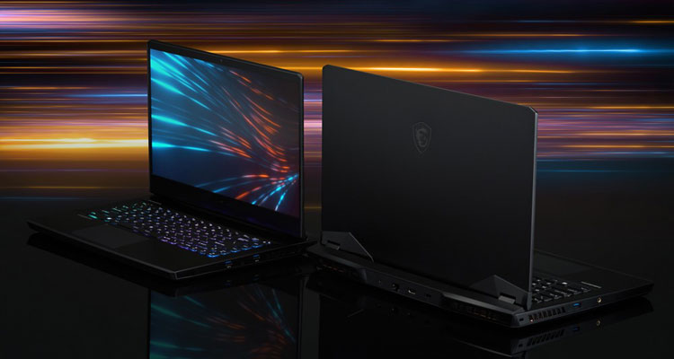 msi ces 2021 notebook