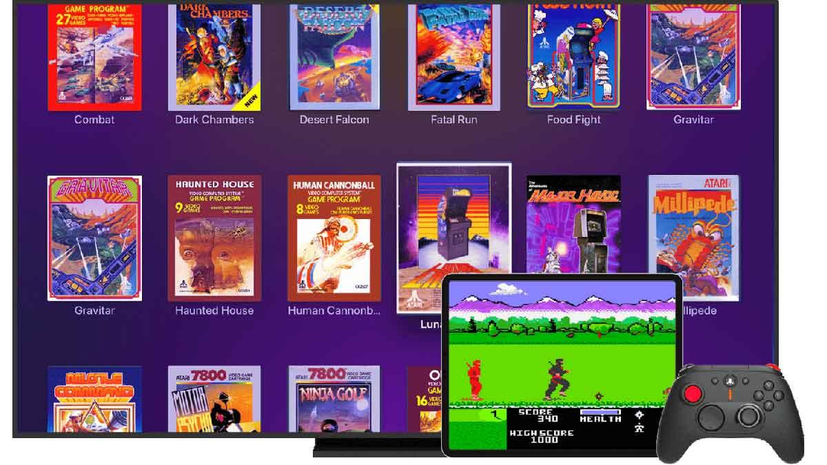 Plex Arcade ufficiale: ora esiste un servizio per gli amanti del retro gaming