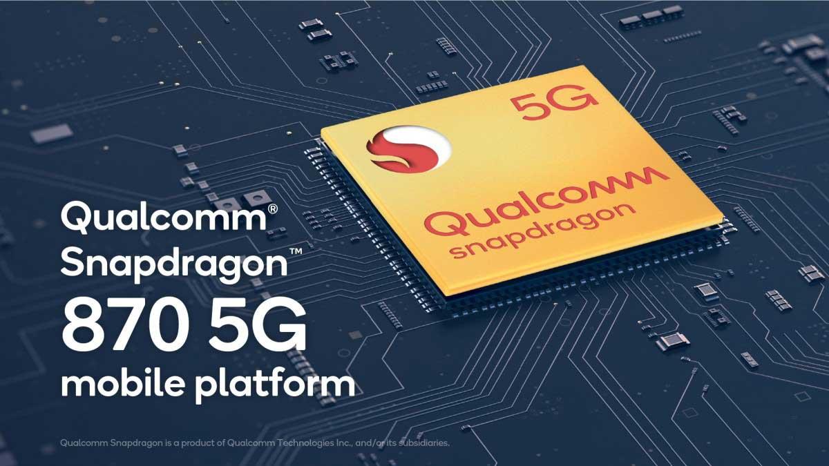 Qualcomm presenta Snapdragon 870: lo definite un 865 Pro o un 888 Lite?